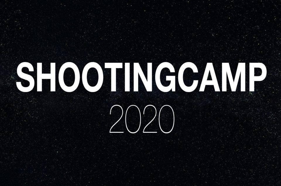 Das Shootingcamp löst die Foto Jam ab!